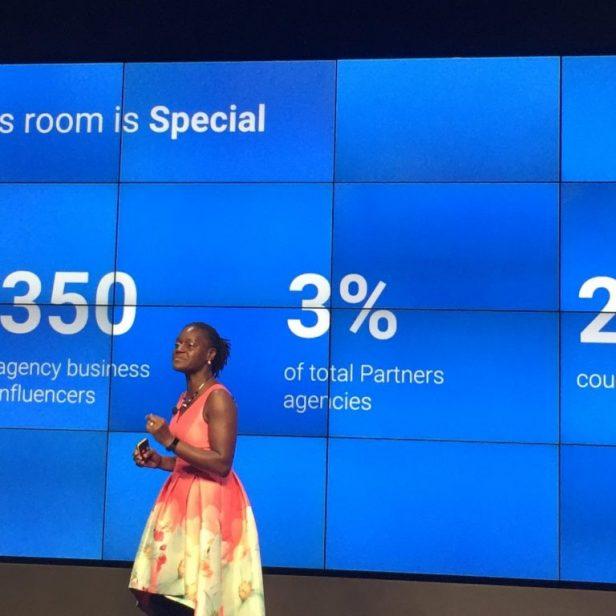 Speaker at Google Accelerate Partner Event in Dublin