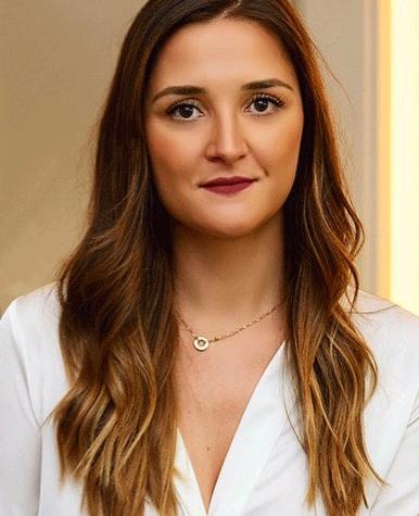 UK Account Manager, Matilde Blanc