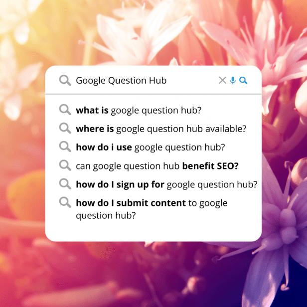 Google Question Hub, What is Google Question Hub